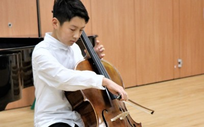 Winner of the Violoncello Cup